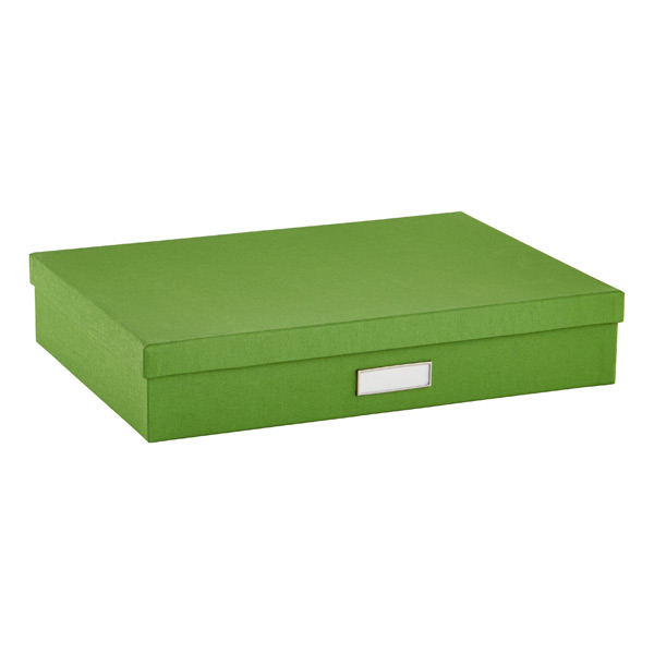 Bigso Library Document Box Green