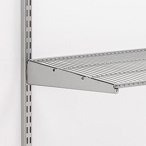 Platinum elfa Ventilated Shelf Brackets