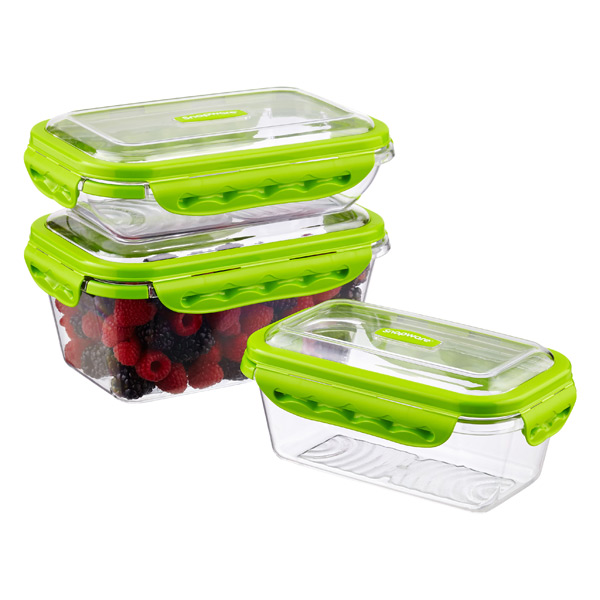Snapware Tritan Rectangle Food Storage