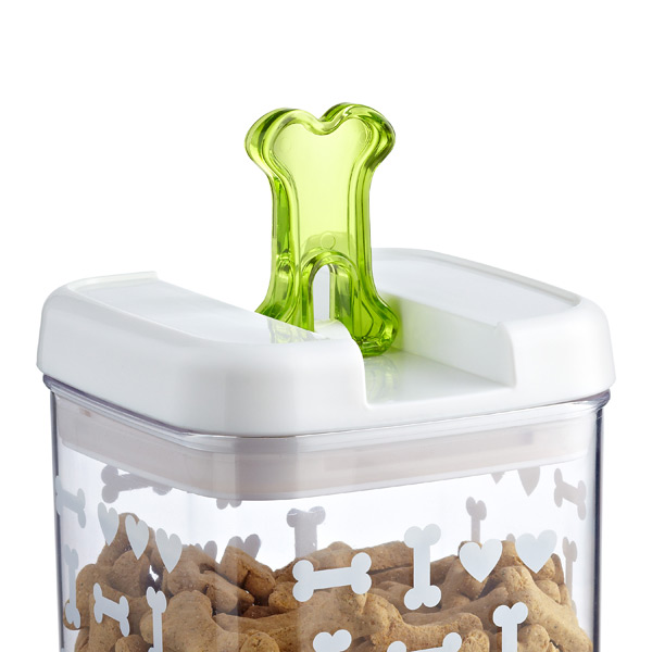 Good Dog Pet Food Canister