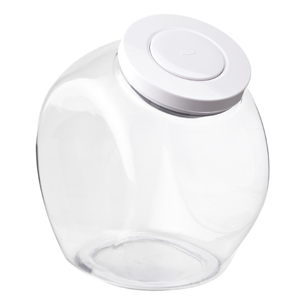 Good Grips 5 qt. POP Slant Jar