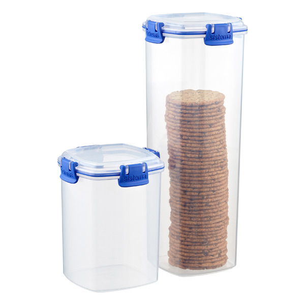 Klip-It Cracker Containers