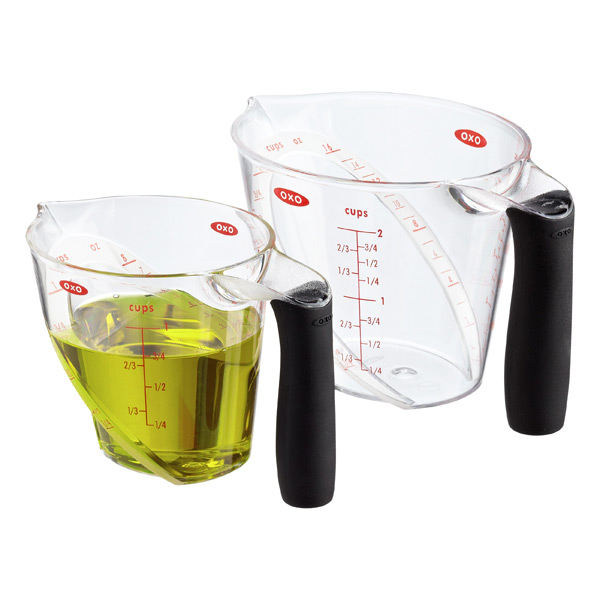 Good Grips Angled Measuring Cups by OXO