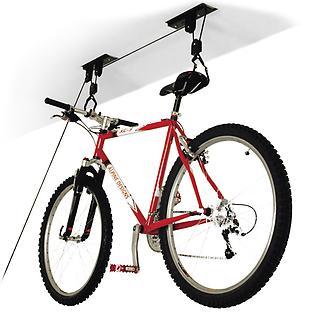 Ceiling-Mount Bike Lift