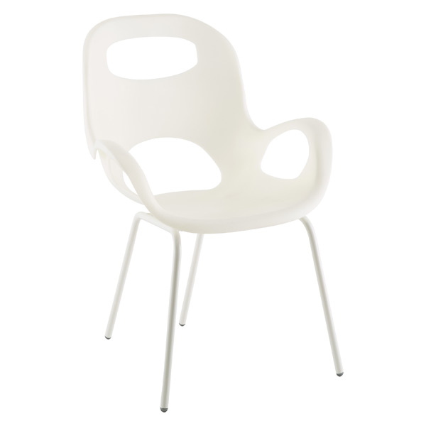 White Oh! Chair by Umbra