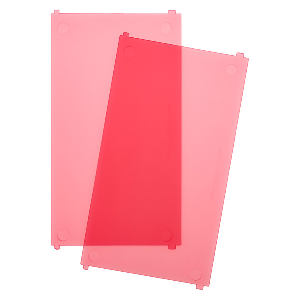 Like-it Bricks Wide Tall Divider Pink Pkg/2