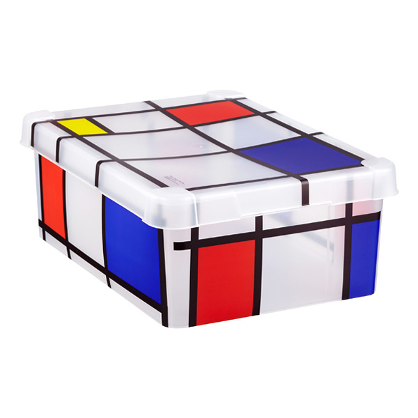 Medium Mondrian Storage Box