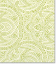 Pleasing Paisley Gift Wrap