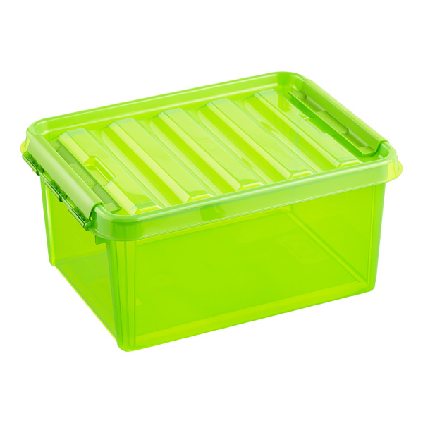 X-Small Colorwave Smart Store Tote Green
