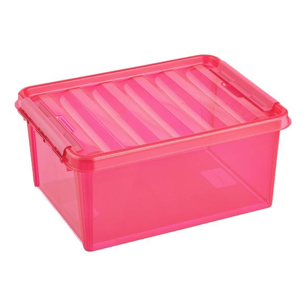 Medium Colorwave Smart Store Tote Pink