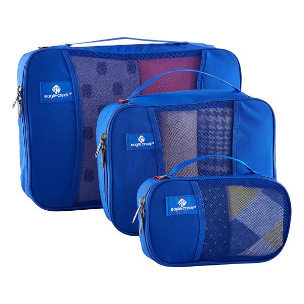 Eagle Creek Pack-It Cube Blue Set of 3