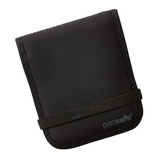 RFID-Blocking Bi-Fold Wallet