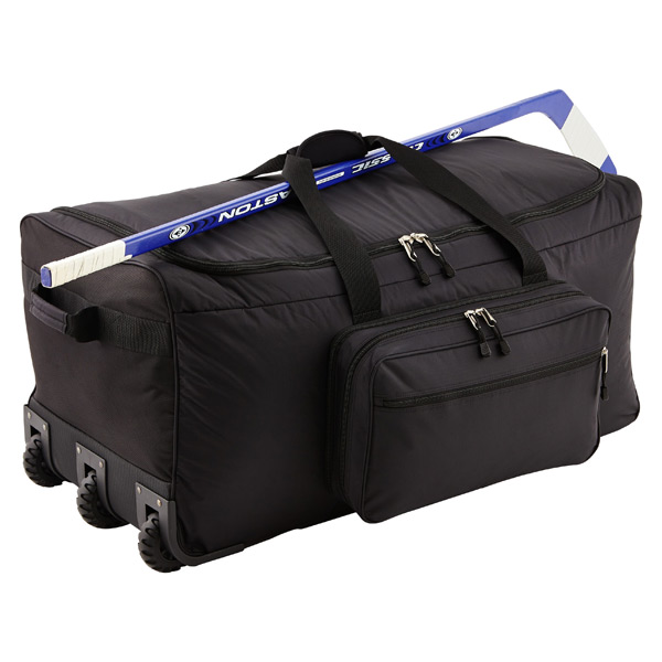 "36"" Rolling Gear Bag Black"