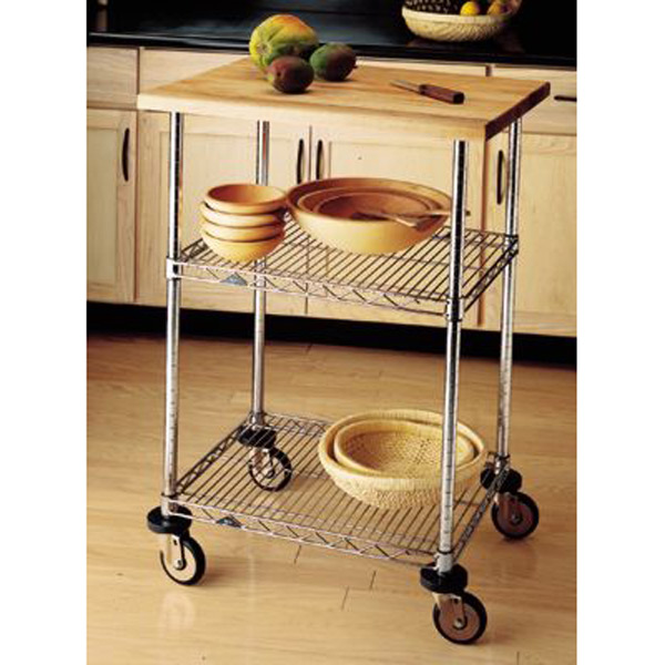 Metro Commercial Chef's Cart