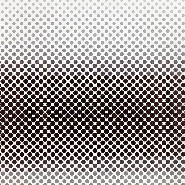 Wrap Ombre Dot Black/White