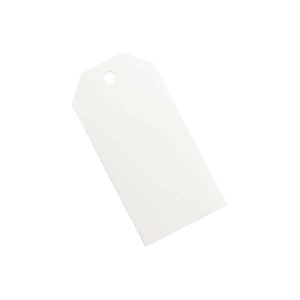 White Gift Tags