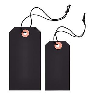 Chalkboard Gift Tags in Assorted Sizes