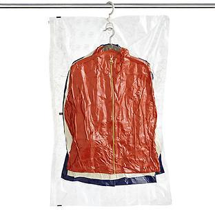 Hanging Space Bag  by Ziploc