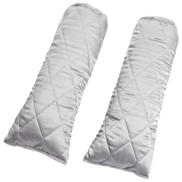 Quilted Boot Shapers Platinum Set of 2