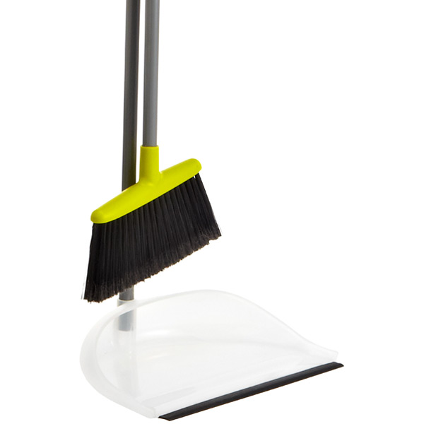 Casabella Stationary Upright Sweep Set Lime
