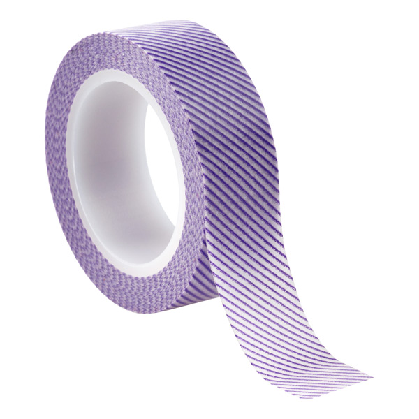 Decorative Tape Purple Stripe
