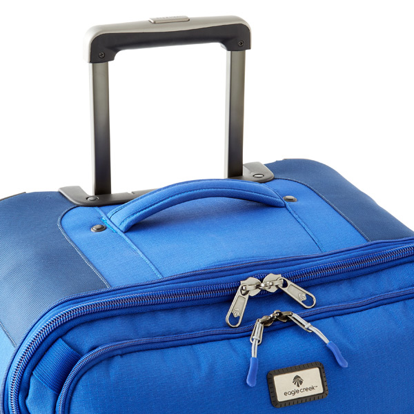 "Eagle Creek Blue 25"" Adventure 4-Wheeled Luggage"