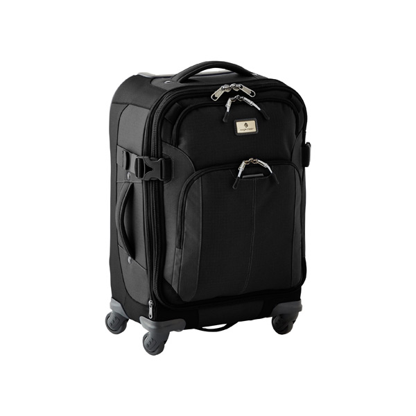 "Eagle Creek 22"" Adventure 4-Wheeled Luggage Black"