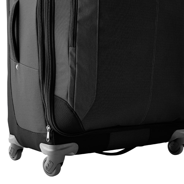 "Eagle Creek Black 28"" Adventure 4-Wheeled Luggage"