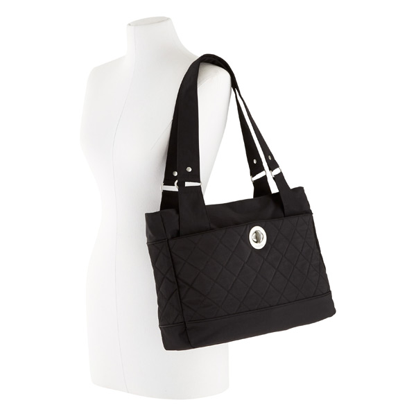 Quilted Ontario Tote by baggallini