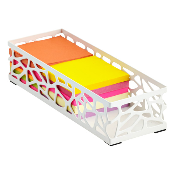 Small Nest Multi Tray White
