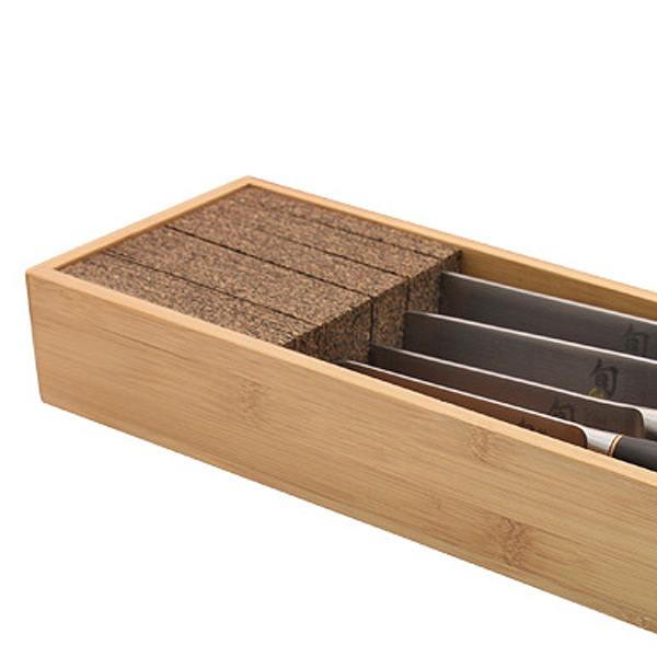 Bamboo Knife Dock