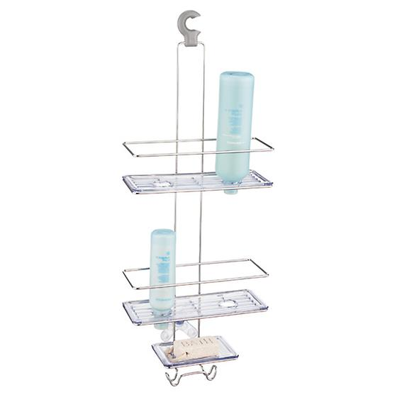 Good Grips Stainless Steel 3-Tier Shower Caddy