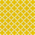 Yellow Casablanca Treeless Gift Wrap