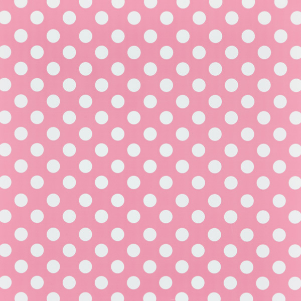 Treeless Wrap Large Dots Pink