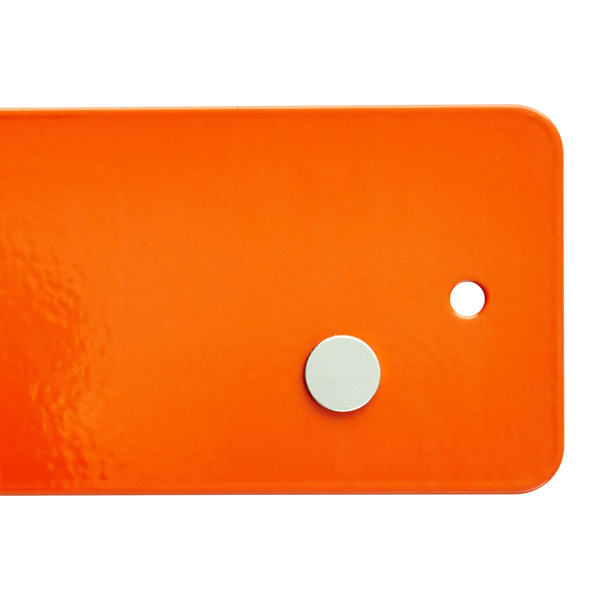 Mini Magnetic Strip Orange