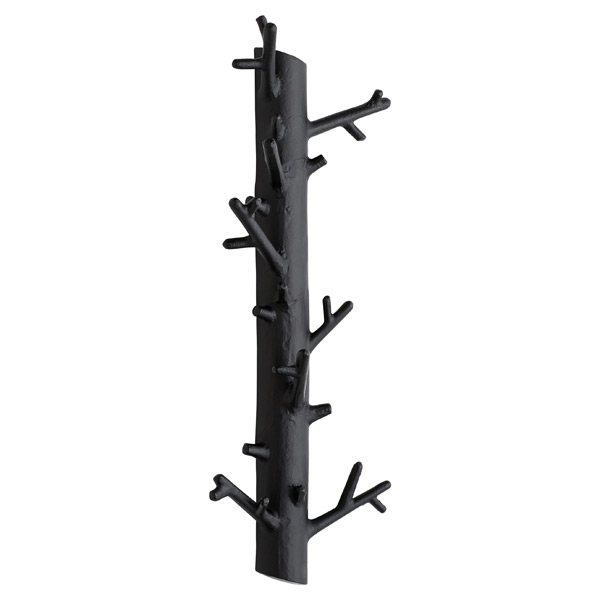 Large Branch Hanger Black
