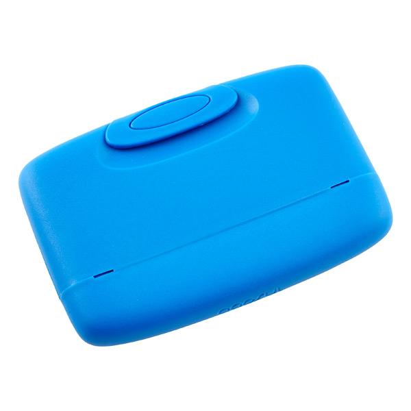 Capsul Card Case Blue