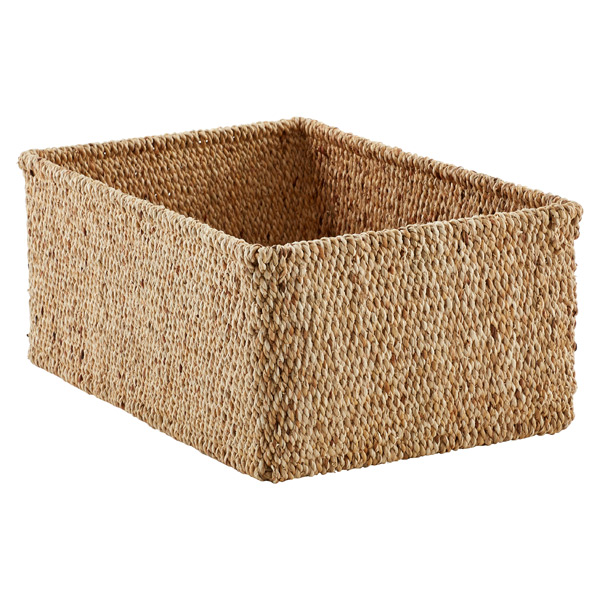 Large Sonoma Water Hyacinth Bin natural