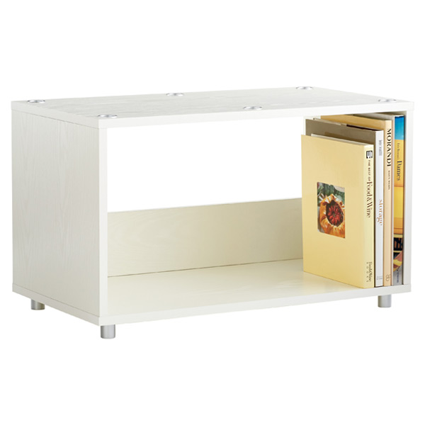 Large White Vario Stacking Shelf
