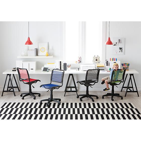 Green Bungee Office Chair