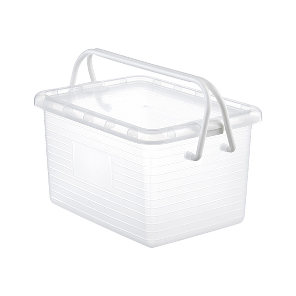 Medium Tote Translucent