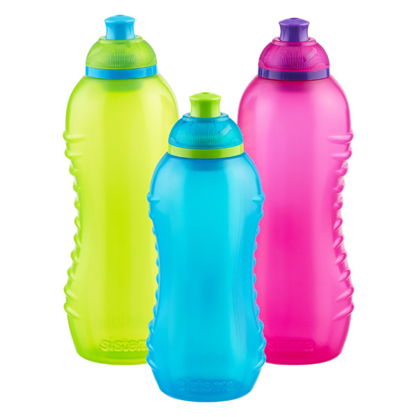 Twist-n-Sip Bottles