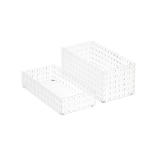 "Like-it® Bricks 11"" Medium Bins"