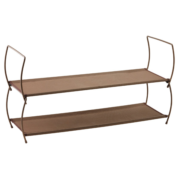 Bronze Carrie Stacking Shoe Shelf by Umbra®