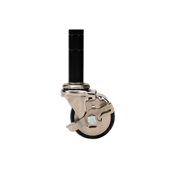 "InterMetro® 3"" Caster with Brake"