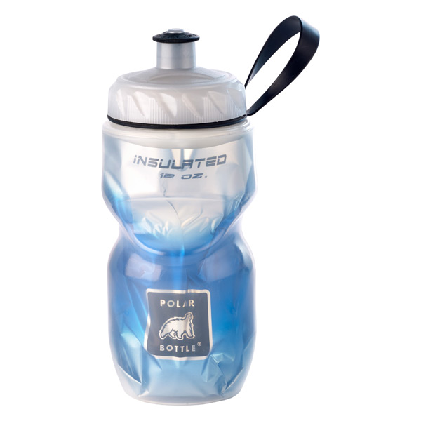 12 oz. Insulated Polar Bottle Blue Fade