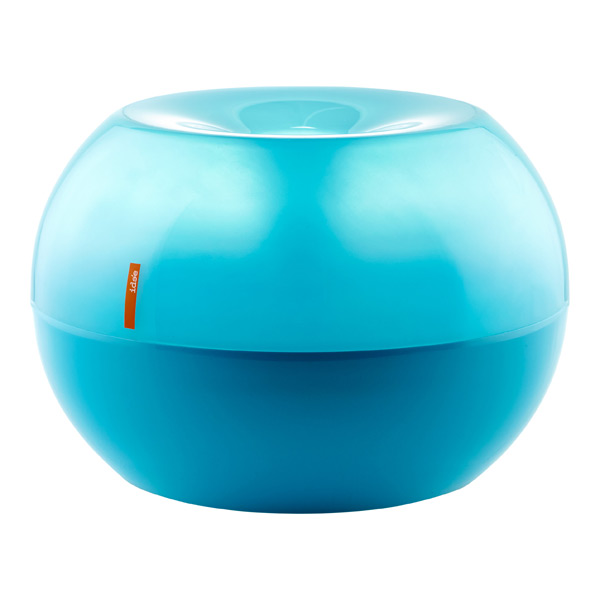 Bubble Stool Blue