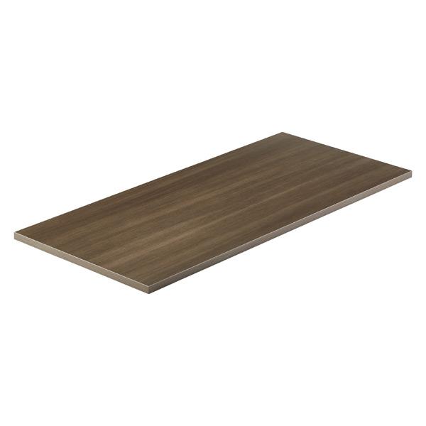 Driftwood Melamine Desk Top
