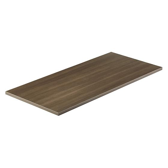 Driftwood Melamine Desk Top