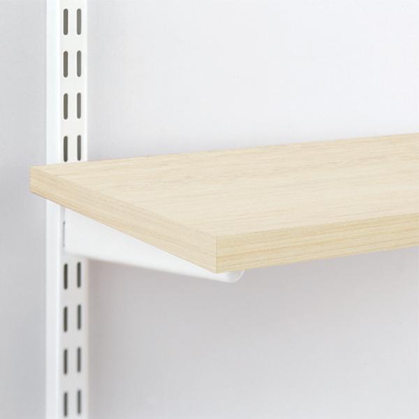 Sand Melamine Shelves